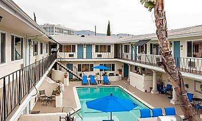 Pool, 2021 Olive, 0