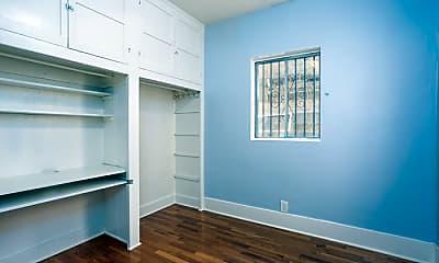 Bedroom, 434 1/2 Solano Ave, 2