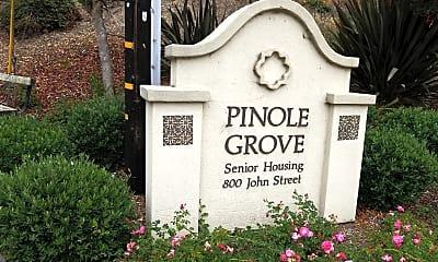 Pinole Grove Senior Housing, 1