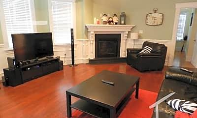 Living Room, 127 Nonantum St, 0