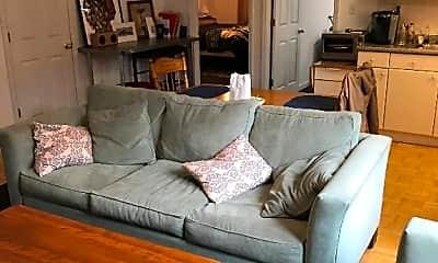 Living Room, 619 Grand St, 0