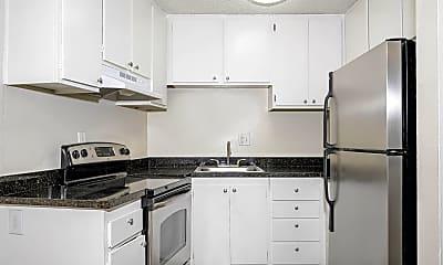 Kitchen, Hillsdale Square Apartments, 0
