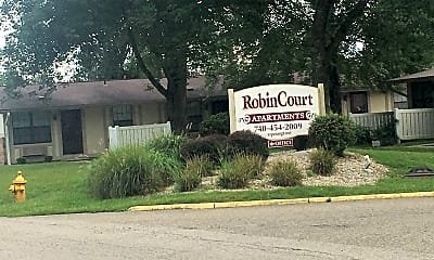 Robin Court Apartments, 1