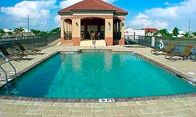 Pool, 3500 Mondovi Ct 821, 2