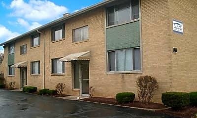 Building, Nicholson Apartments, 0