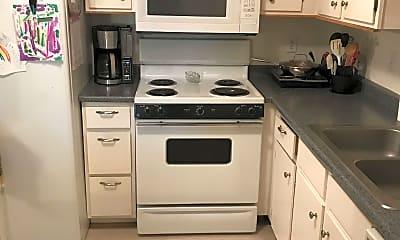 Kitchen, 3440 Golfview Dr Unit 310, 1