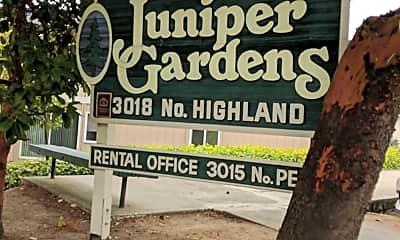 Juniper Gardens, 1