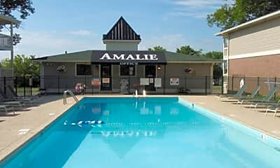 Pool, Amalie Meadows Apartment Homes, 0