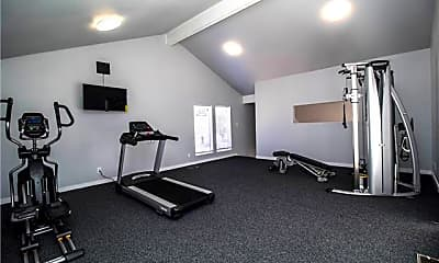 Fitness Weight Room, 5401 50th St C4, 1