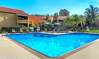 Pool, 7707 Mission Gorge Rd, 0