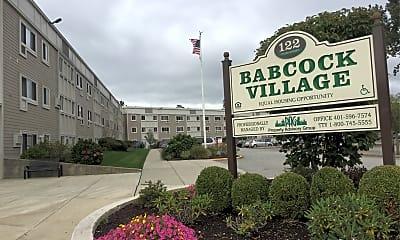 Babcock Village, 1