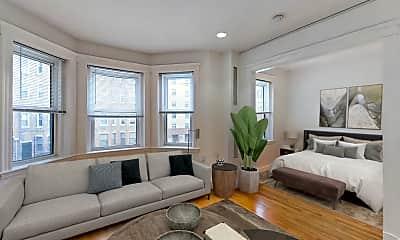Living Room, 105 Queensberry Street, unit 3, 0