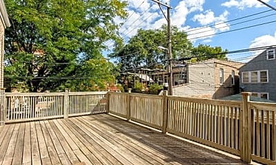 Patio / Deck, 2163 N Bell Ave, 0
