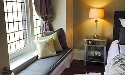 Bedroom, 300 Alexander Apartments, 2