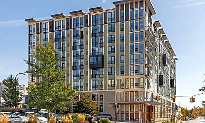 Building, Ann Arbor City Apartments, 2