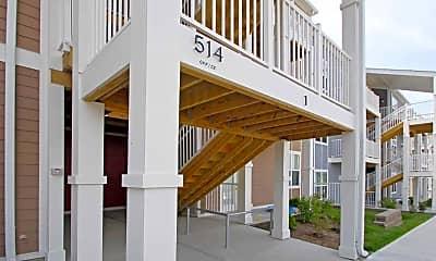 Building, Helton Pointe Apartments, 2