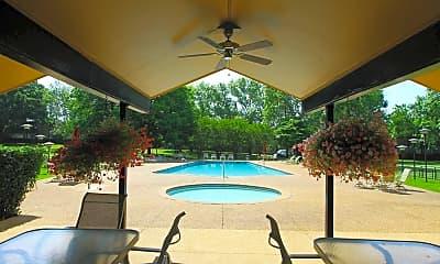 Pool, Country Club, 0