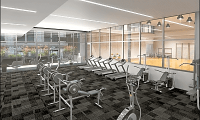 Fitness Weight Room, 71 W Monroe St, 2