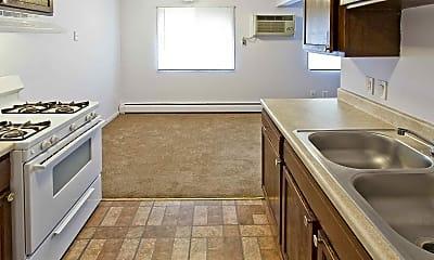 Kitchen, Hunter's Ridge Apartments, 0