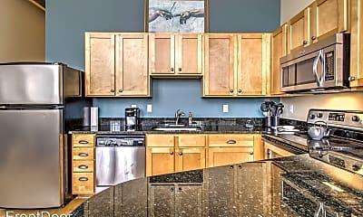 Kitchen, 1517 S. Theresa Ave. Theresa Park Lofts, 2