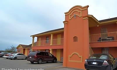 Building, 3602 Guerrero St, 0