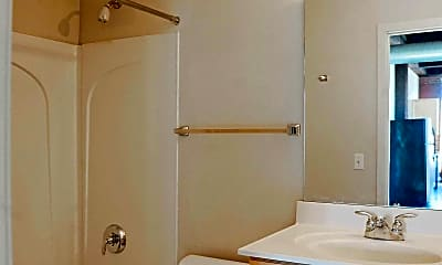 Bathroom, Cupples Station, 2