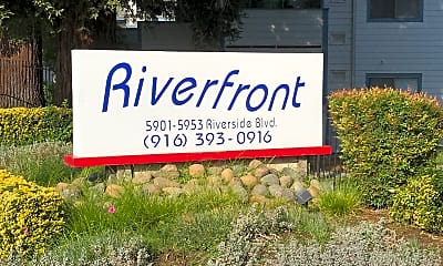 Riverfront Apartments, 1