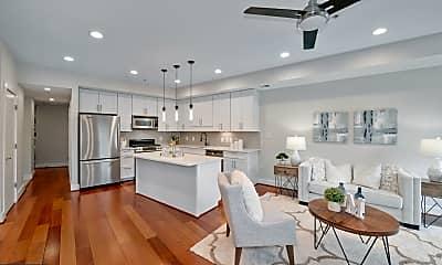 Kitchen, 1309 Park Rd NW 202, 1
