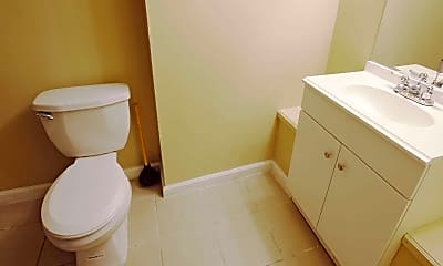Bathroom, Cross Roads Madison Park, 2