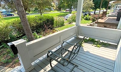 Patio / Deck, 223 S Terrace Ave, 1