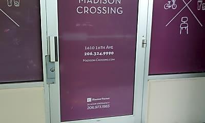 Madison Crossing, 1