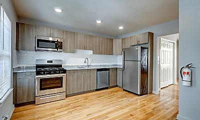 Kitchen, 108 Franklin St, 1
