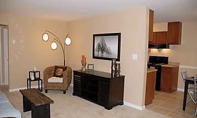 Living Room, Maplehurst Park, 1