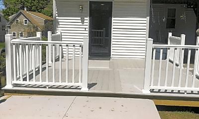 Patio / Deck, 19 Hill St, 2
