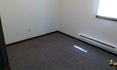 Bedroom, Grinnell Park Apartments, 1
