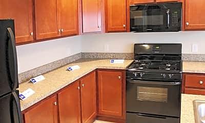 Kitchen, Northville Crossing, 0