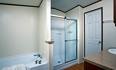 Bathroom, 2465 LA-397, 2