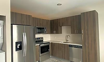 Kitchen, 1600 Hoyt, 1