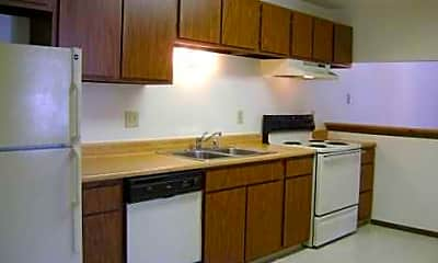 Kitchen, Timmers Lane Apartments, 0