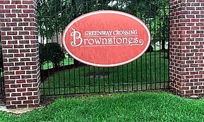 Brownstones At Greenway Crossing, 1