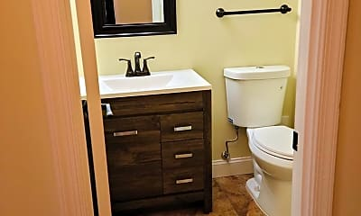 Bathroom, 3800 Powell Ln 409, 2