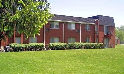 Building, Circle Hill, 0