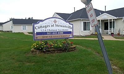 Cottages of Stewartville, 1