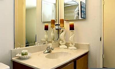 Bathroom, 401 S Twin Creek Dr, 2
