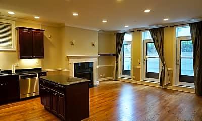 Kitchen, 2729 N. Wilton Avenue, Unit 1, Chicago, IL, 0