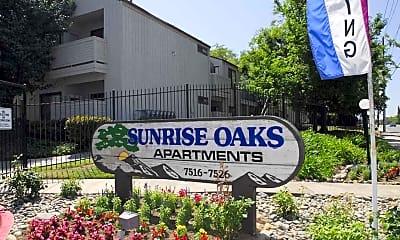 Building, Sunrise Oaks, 1