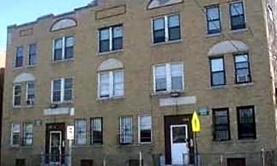 Building, Barbour Apartments, 0