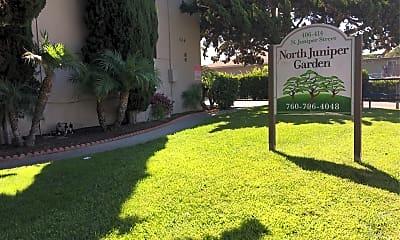 North Juniper Gardens, 1