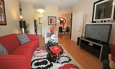 Living Room, 1003 Justin Lane, 1