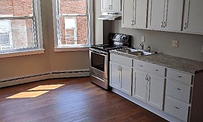 Kitchen, 1701 Sycamore St, 1